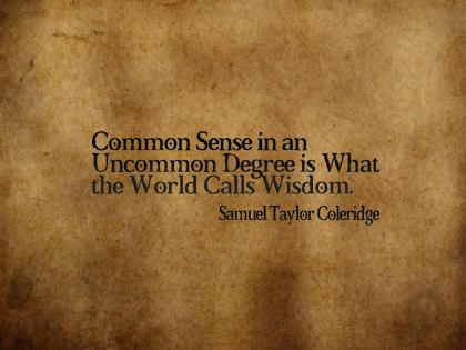 Coleridge quote